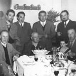 """The celebration for the 80th anniversary of his uncle Fortunato, protagonist of """"Old America."""""""