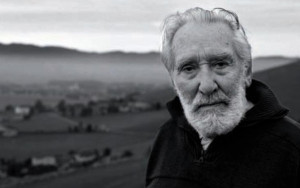Mario Rigoni Stern (ph: A. Tomba)