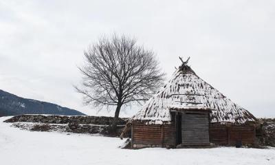 Il villaggio del Bostel (foto: Sergio Dalle Ave)