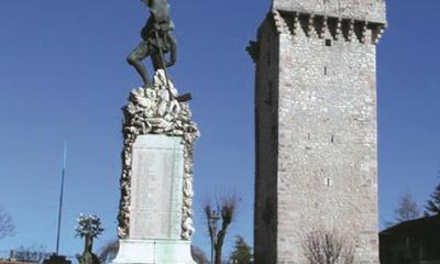 La torre scaligera a Enego